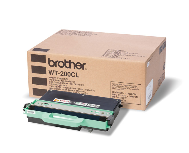 Original Brother WT-200CL Waste Cartridge (WT200CL Waste Toner Unit)