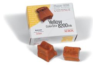Xerox Yellow ColorStix® Ink, 2 Sticks