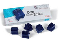 Xerox Cyan ColorStix® Ink, 5 Sticks