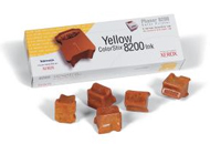 Xerox Yellow ColorStix® Ink, 5 Sticks