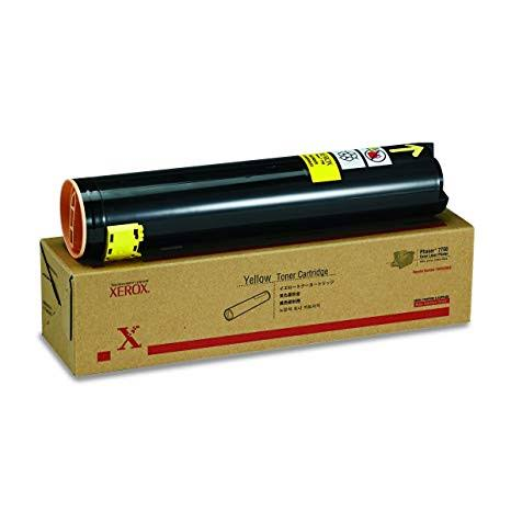 Xerox Yellow Toner Cartridge, 22K Yield