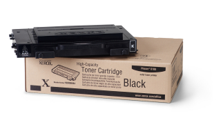 Xerox High Capacity Black Toner Cartridge, 7K Page Yield