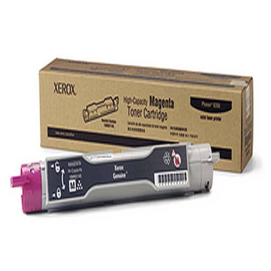Xerox High Capacity Magenta Laser Toner Cartridge, 10K Page Yield