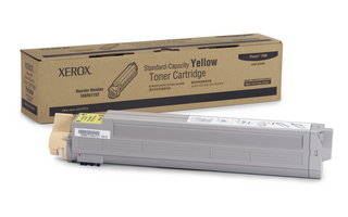 Xerox Standard Capacity Yellow Laser Toner Cartridge