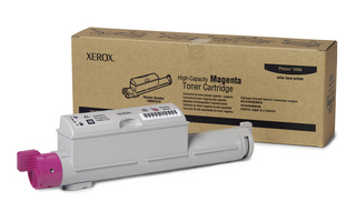 Xerox High Capacity Magenta Laser Toner Cartridge