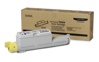 Xerox High Capacity Yellow Laser Toner Cartridge
