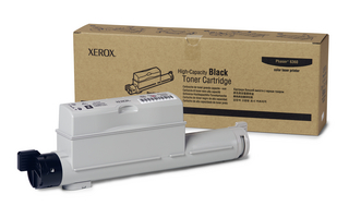 Xerox High Capacity Black Laser Toner Cartridge