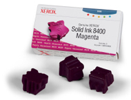 Xerox 3 Colorstix Solid Magenta Ink Wax Sticks, 3.4K Page Yield