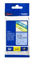 TZE-531: Black On Blue Brother TZE531 P-Touch Labelling Tape