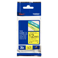 TZE-631: Black On Yellow Brother TZE-631 P-Touch Labelling Tape