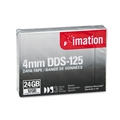 11737: Imation 4mm DDS-3 125m 12/24GB Data Tape Cartridge - DDS3 11737