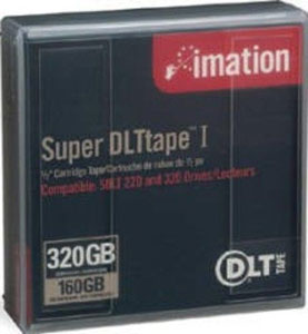 16260: Imation 16260 Black Watch Super DLTtape I