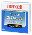 22898200: Maxell Super DLTtape I 160-320GB Data Cartridge