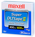 22898300: Maxell SDLTtape II 300-600GB Data Cartridge