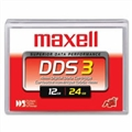 22920100: Maxell 4mm DDS-3 125m 12/24GB Data Tape Cartridge - DDS3