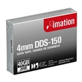 40963: Imation 4mm DDS-4 150m 20/40GB Data Tape Cartridge - DDS4