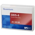CDM40: Quantum 4mm DDS-4 150m 20/40GB Data Tape Cartridge - DDS4