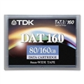 DC-160S: TDK 8mm DDS6 DAT160 80/160GB Data Tape Cartridge - DC 160S