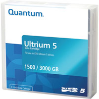 MR-L5MQN-01: Quantum LTO5 Ultrium 1.5TB-3.0TB Data Cartridge