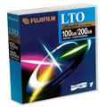 P10DDLNA00A: Fuji LTO1 Ultrium 100-200GB Data Cartridge
