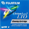 P10DDLZA02A: Fuji LTO Ultrium Universal Cleaning Cartridge