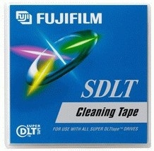 P10DDSZA00A: Fuji Super DLT Tape Head Cleaning Cartridge