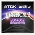 T27694: TDK LTO2 Ultrium 200-400GB Data Cartridge