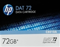 C8010A: HP 4mm DAT72 DDS-5 170m 36/72GB Data Tape Cartridge - C8010A