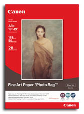 Related to CANON INKJET PAPER: FA-PR1A3Plus