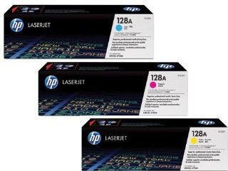 HP LaserJet 4 CF371AM HP CF371AM Toner Cartridges for 128A LaserJet Printers