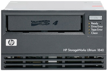 EH853A: HP LTO-4 Ultrium 1840 SCSI Internal Tape Drive