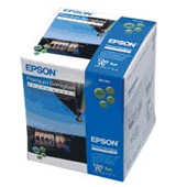 S041330: Epson S041330 Genuine Premium Semigloss Paper Roll, 100mm x 8m