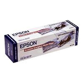 S041379: Epson S041379 Genuine Premium Glossy Photo Paper Roll, 329mm x 10m