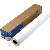 S041387: Epson S041387 Genuine Double Weight Mattte Paper Roll, 44