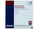 S041783: Epson S041783 Genuine Ultrasmooth Fine Art Paper Roll, 44