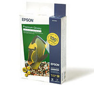 S041822: Epson S041822 Genuine Premium Glossy Photo Paper 10*15cm -255gsm