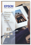 S042153: Epson Genuine Glossy Photo Paper, 4 x 6 Size, 40 Sheets