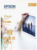 S042159: Epson Genuine Glossy Photo Paper, A4 Size