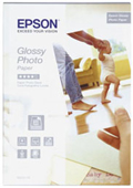 S042176: Epson Genuine Glossy Photo Paper, 6x4 Size, 255 gms