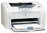 HP LaserJet 4 CB419A HP LaserJet 1018 Printer