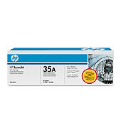 HP LaserJet 4 CB435A HP 35A Laser Cartridge - CB435