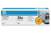 HP LaserJet 4 CB436A HP 36A Laser Cartridge - CB436
