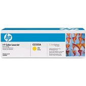 HP LaserJet 4 CC532A HP 304A Yellow Laser Toner Cartridge - CC 532A