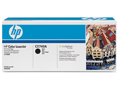HP LaserJet 4 CE740A HP CE740A Black (307A) Toner Cartridge - CE 740A