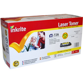 HP LaserJet 3500 H-72A Inkrite Premium Quality Compatible for HP Q2672A Yellow Laser Cartridge