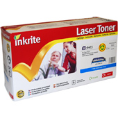 HP LaserJet 4 H-6471 Inkrite Premium Quality Compatible for HP Q6471A Cyan Laser Cartridge