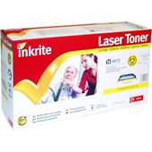 HP LaserJet 4 H-6472 Inkrite Premium Quality Compatible for HP Q6472A Yellow Laser Cartridge