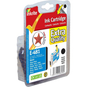 Epson Photo R300 E-481 Inkrite Premium Quality Compatible T0481 Black Ink Cartridge