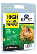 HP OfficeJet 4200 H56 Replacement Black Ink Cartridge (Alternative to HP No 56, C6656A)