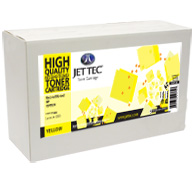 HP LaserJet 2500 1250YJB Jettec Compatible HP C9702A Yellow Laser Cartridge